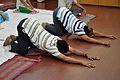 Sasankasana - International Day of Yoga Celebration - NCSM - Kolkata 2015-06-21 7367.JPG