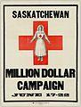 Saskatchewan million dollar campaign, June 17, 1922 (12658786785).jpg