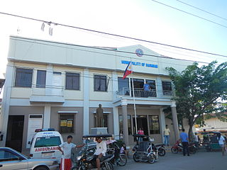 Sasmuan Municipality in Central Luzon, Philippines