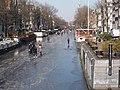 Schaatsen op de Prinsengracht in Amsterdam foto22.jpg