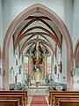 Schlüsselfeld St. Johannes der Täufer Innenraum 2110277 HDR.jpg