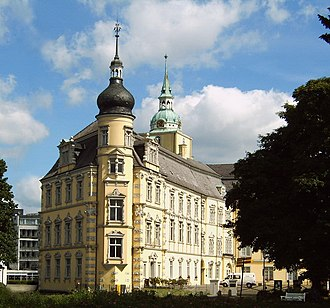 Oldenburg - Schloss Oldenburg