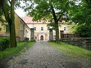 Wąsosz - Image: Schlossherrnstadt