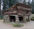 Schmiede im Nachbau eines Dogon-Dorfs im Afrika-Museums in Berg en Dahl.JPG