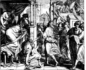 Schnorr von Carolsfeld Bibel in Bildern 1860 100