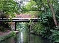 School Road Bridge at Warstock, Birmingham - geograph.org.uk - 1725094.jpg