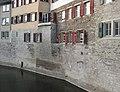 Schwäbisch Hall, Sulmeisterhaus, Vermauerung des Blockgassenkochers.jpg