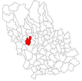 Scorțeni, Prahova Commune in Prahova, Romania