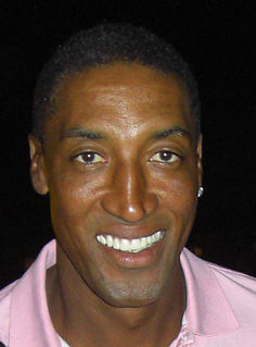 Scottie Pippen American basketball player