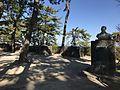 Sculptures in Shimabara Castle.jpg