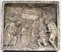 Scultore lombardo, adorazione dei pastori e corteo dei magi, 1475-1500 ca. 01.JPG