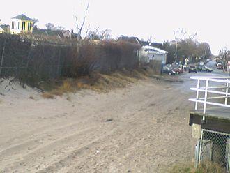 Sea Gate, Brooklyn - Eastern border of Sea Gate
