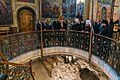 Secretary Pompeo Tours St. Michael's Cathedral in Kyiv (49470529597).jpg