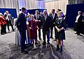 Secretary Tillerson Chats With Representatives From the Arctic States at the 10th Arctic Council Ministerial Meeting in Fairbanks (34213408290).jpg