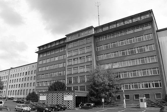 Forschungs- und Gedenkstätte Normannenstraße