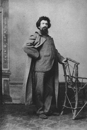 Giovanni Segantini - Segantini in 1890