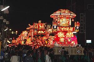 Toyama Prefecture - Tonami Yotaka Festival (June)