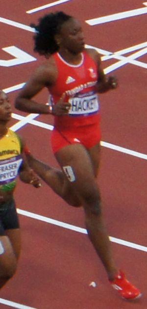 Semoy Hackett - Semoy Hackett at the 2012 Summer Olympics