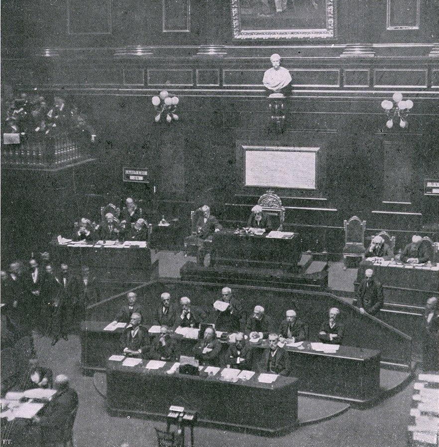 Senato del Regno d' Italia