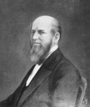 Wyman B. S. Moor - Image: Senator Wyman Moor