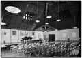 September 1966 GENERAL VIEW OF AUDITORIUM - Pequot Library, 720 Pequot Road, Southport, Fairfield County, CT HABS CONN,1-SOUPO,23-8.tif