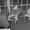 Serie. Jack Wild (Dodger in film Oliver) tijdens persconferentie in bioscoop D, Bestanddeelnr 921-8852.jpg