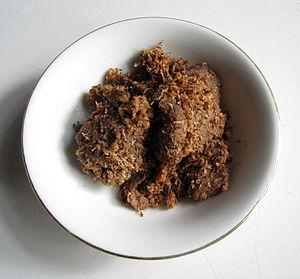 Serundeng - Image: Serundeng Daging