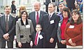 Seth Johnson of Englewood, TN, his family, and friends meet with Senator Thompson while in Washington participating in the Kids Speak Up! program, sponsored by the Epilepsy Foundation's Public Policy Institute.jpg