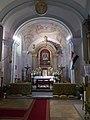 Seven Chapels. Main altar. - Vác.JPG