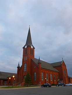 Seven Dolors Catholic Church, Albany, Minnesota.JPG