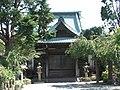 Shōgon-ji's Main hall (Fujisawa City, Kanagawa, Japan).jpg