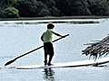 Shadow reflection of a kid on the water.jpg