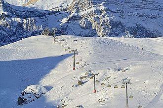 Shahdag Mountain Resort - Ski Lift in Shahdag