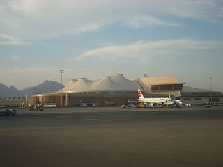 Flughafen Sharm el-Sheikh International