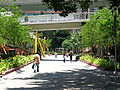 Shatin Town Hall Plaza Road.jpg