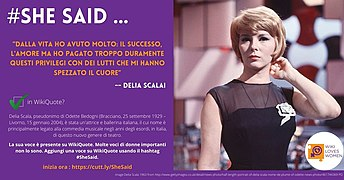 SheSaid campaign postcards featuring Delia Scala.jpg