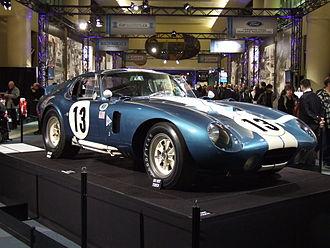 Shelby Daytona - Image: Shelby Daytona, 1964
