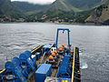 Ship for cable installation of Hydroacoustic Station HA03 Juan Fernández Island, Chile (13288469203).jpg