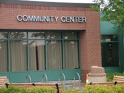 shoreview community center