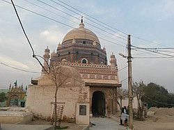 Shrine of Lal Esan
