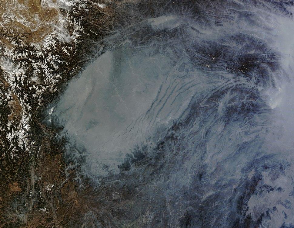 Sichuan Haze