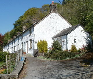 Cwmavon, Torfaen hamlet in Torfaen in south east Wales