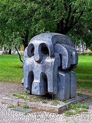 Vadim Sidur - Sidur's monument Treblinka