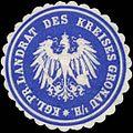 Siegelmarke K.Pr. Landrat des Kreises Gronau i.H. W0369190.jpg