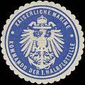 Siegelmarke K. Marine Kommando der I. Halbflottille W0357584.jpg