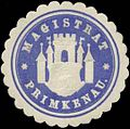 Siegelmarke Magistrat Primkenau W0381833.jpg