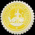 Siegelmarke Magistrat der Stadt Jerichow W0237882.jpg