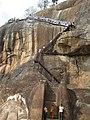 Sigiriya 'lion paws' (7567472990).jpg