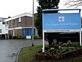 Sign for Glasgow Nuffield Hospital - geograph.org.uk - 667518.jpg