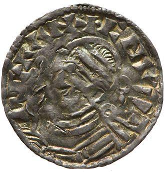 Harthacnut - Silver penny of Harthacnut